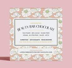 BEAUTY BAR CHOCOLATE -THE ORIGINAL -  COLLAGEN AND ADAPTOGENS