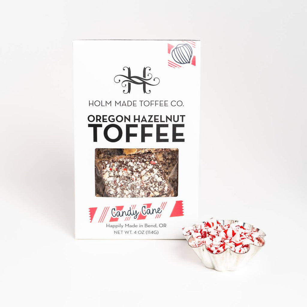 OREGON  PEPPERMINT HAZELNUT TOFFEE