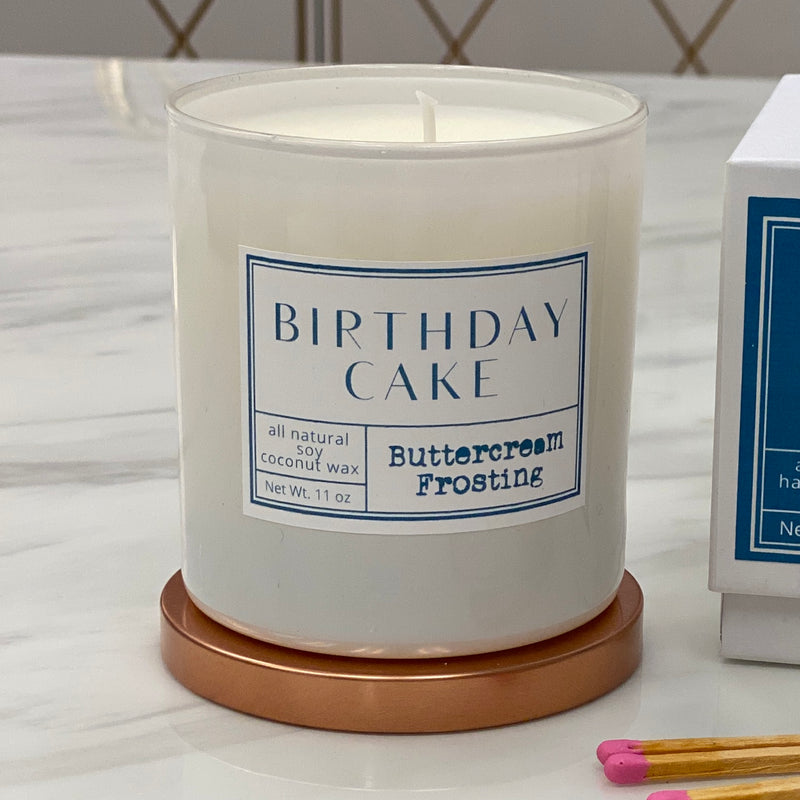 ML BIRTHDAY CAKE CANDLE