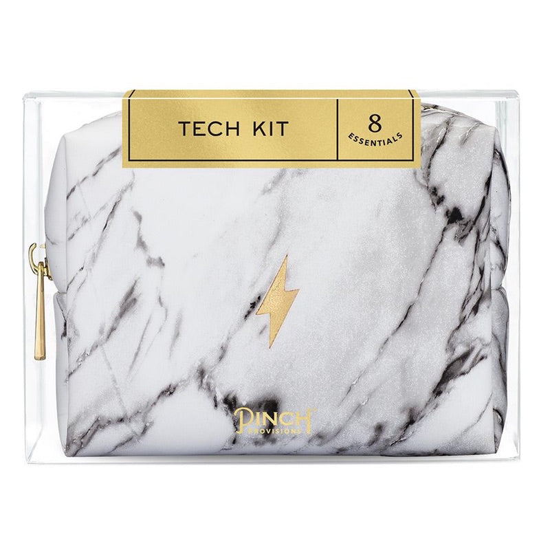 PINCH PROVISIONS TECH KIT - CARRARA MARBLE