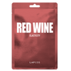 Lapcos red wine facial mask