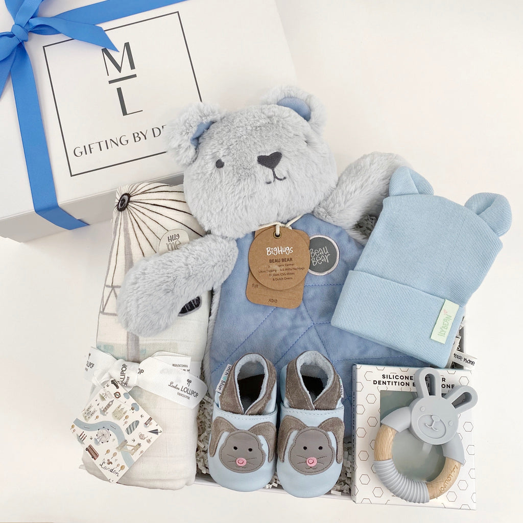 ROCK-A-BYE BABY LONDON BLUE