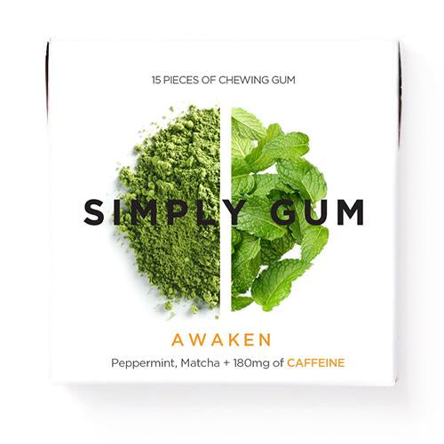 AWAKEN CHEWING GUM