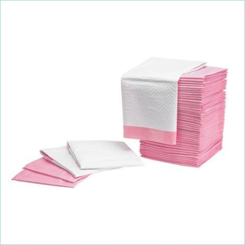 Pet Toilet Training Pads 7 Layered - Pink - Litter