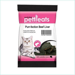 Purr-Fection Beef And Liver 60G - Cat Food