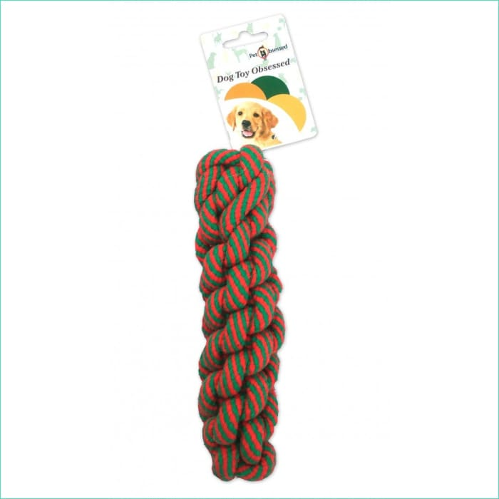 Rope And Chew Tough Dog Toy. - Dog Toys
