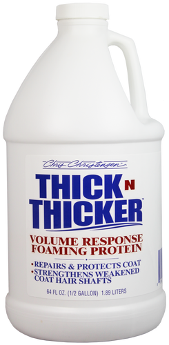 Thick N Thicker Volume Response (400% more volume and repairs damage)