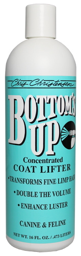 Bottoms Up Coat Lifter (Weightless volume and body)
