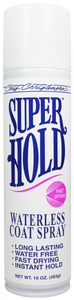 Super Hold Coat Spray (Waterless and fast drying)