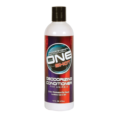 Best Shot ONE SHOT Deodorizing Conditioner- 16oz