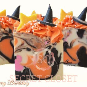 Berry Bewitching Artisan Soap Bath