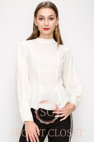 Bubble Blouse Clothing