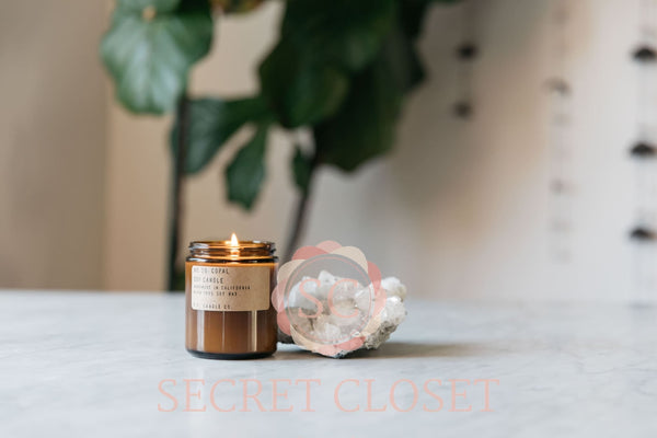 Copal Soy Candle Candle