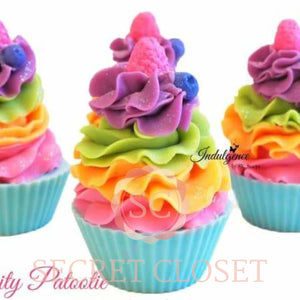 Fruity Patootie Soap Cupcake Bath