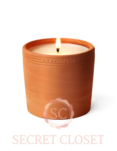 Geranium Terra Soy Candle Candle