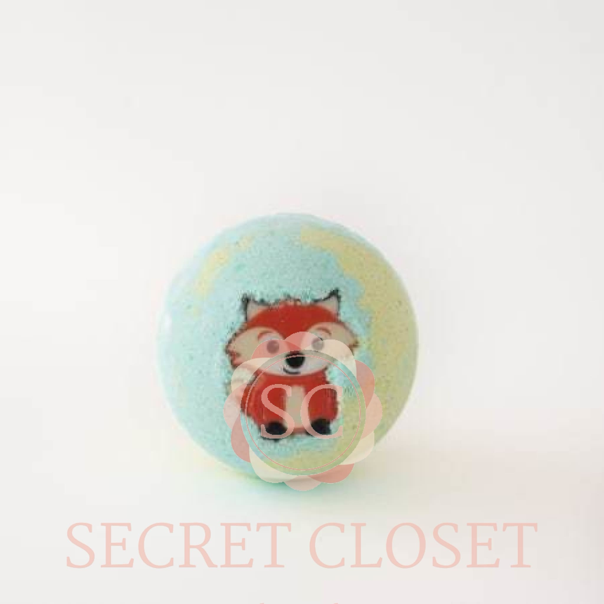 Oh For Fox Sake! Bath Bomb