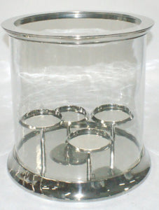 Quad Multi Candle Holder Hurricane