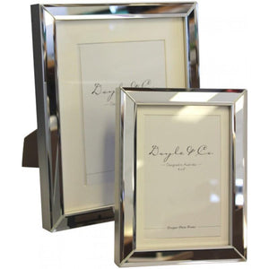 Mirror Frame with Silver Side