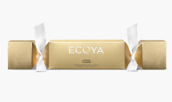 Ecoya Lotus Flower Hand Cream Bon Bon