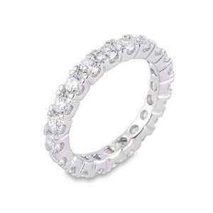 CZ Eternity Ring