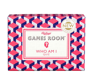 Who Am I - Games Room