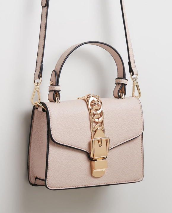 Greta Top Handle Bag