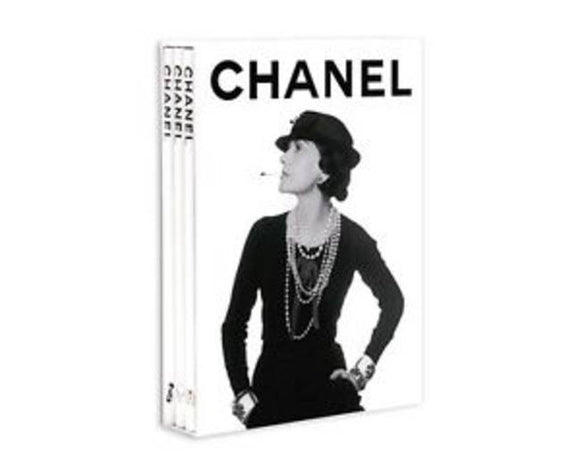 Chanel (3 Volumes in Slipcase)
