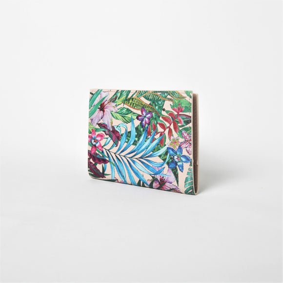 Tropicale Print Passport Cover