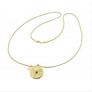 Ola Gold Necklace