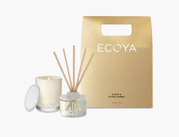 Ecoya Christmas Mini Gift Set