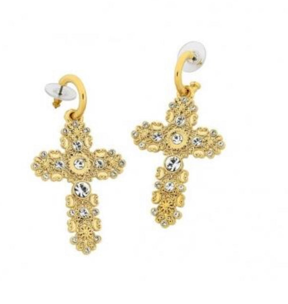 Santiago Gold Earrings