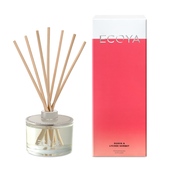 Fragranced Diffuser - Guava & Lychee Sorbet