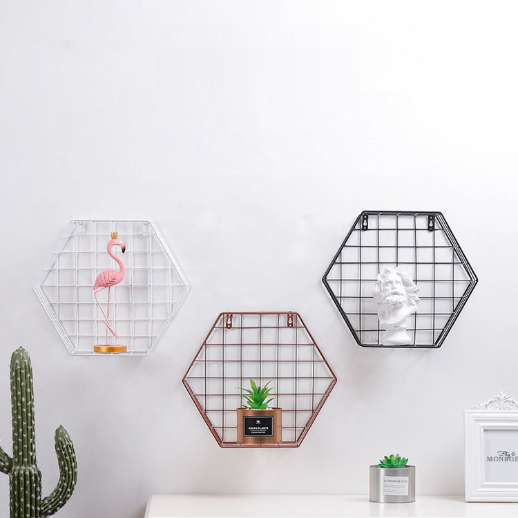 Copenhagen Wire Mesh Wall Storage