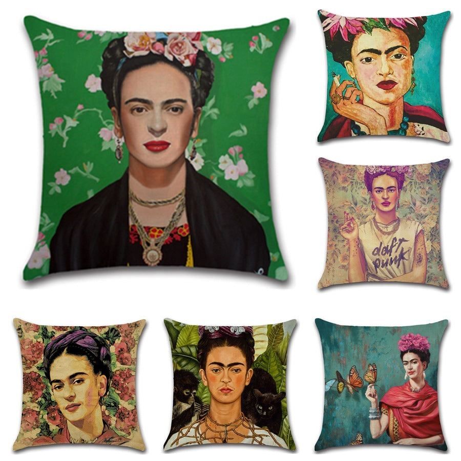Frida Pillow Cover Collection