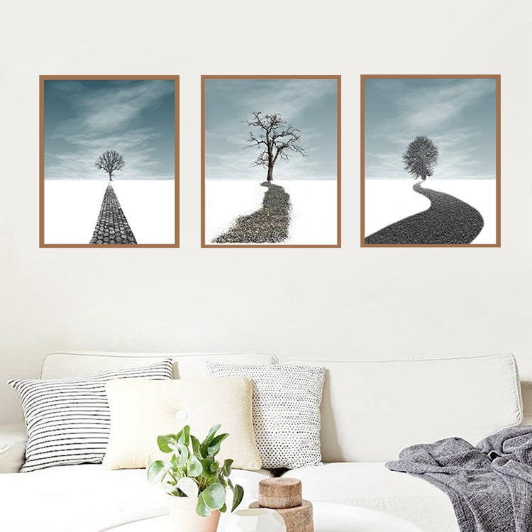 Lone Tree Canvas Collection