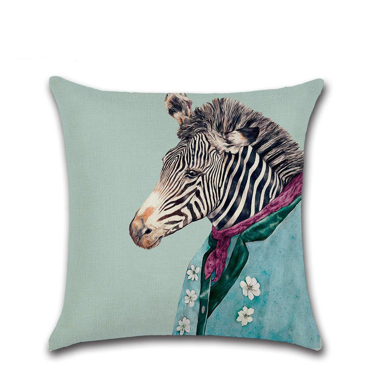 Classy Animal Pillow Cover Collection