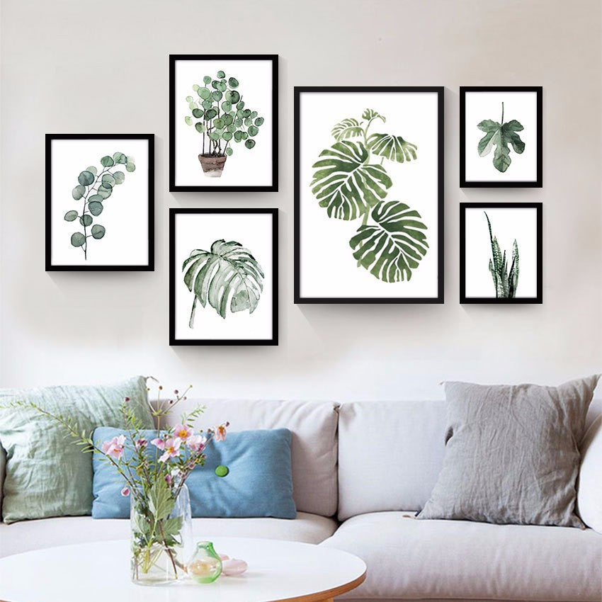 The Botanist Canvas Collection