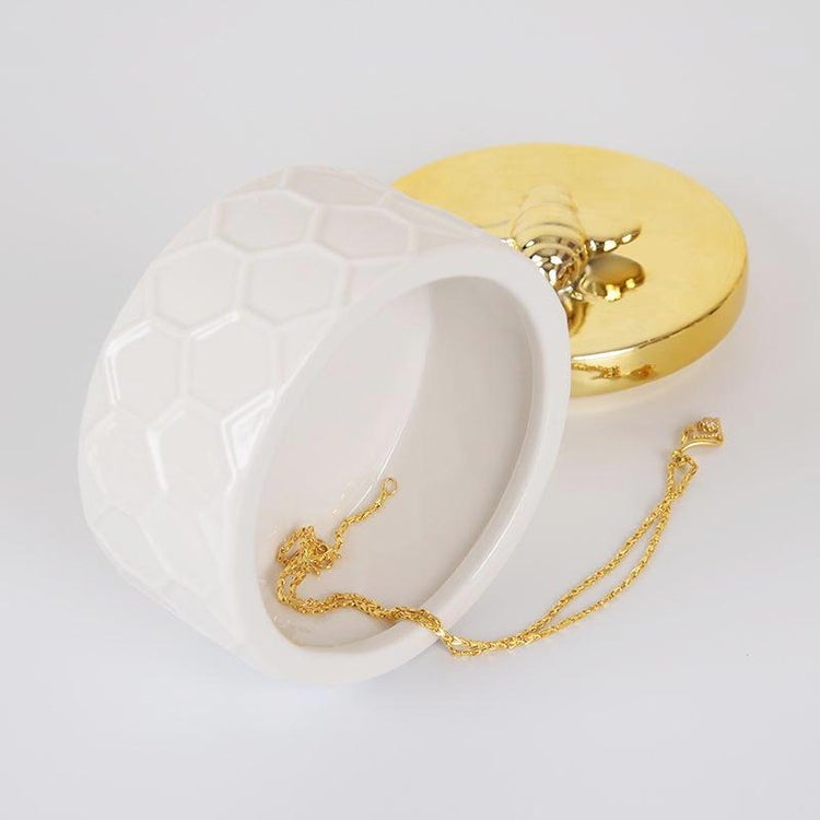 Busy Bee Jewelry Box