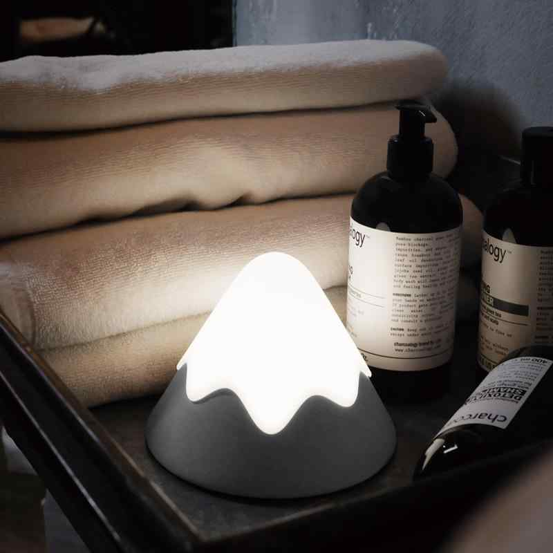 Scandi Mountain Night Light