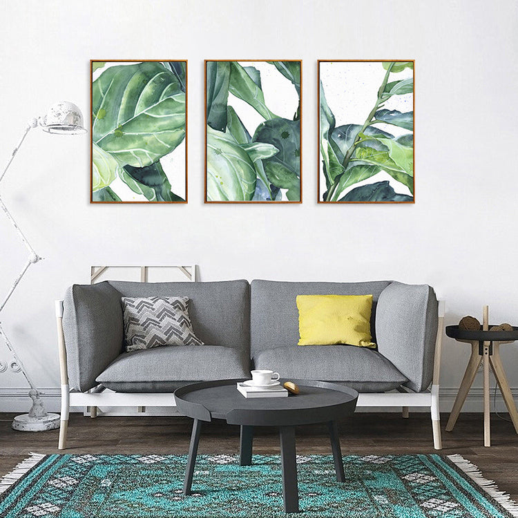 The Big Botanist Canvas