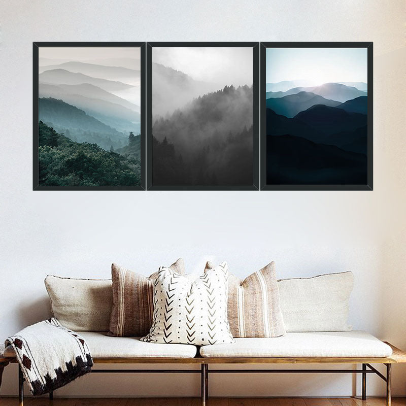 Mountain Wanderlust Canvas