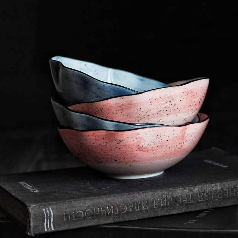 Lanzarote Porcelain Small Bowl