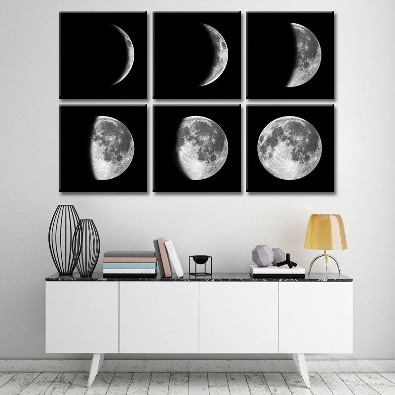 Moonphase Canvas Collection