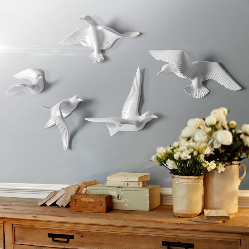Seagull Wall Ornaments