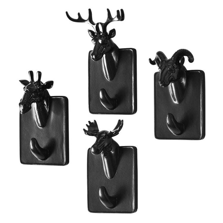 Square Animal Hooks