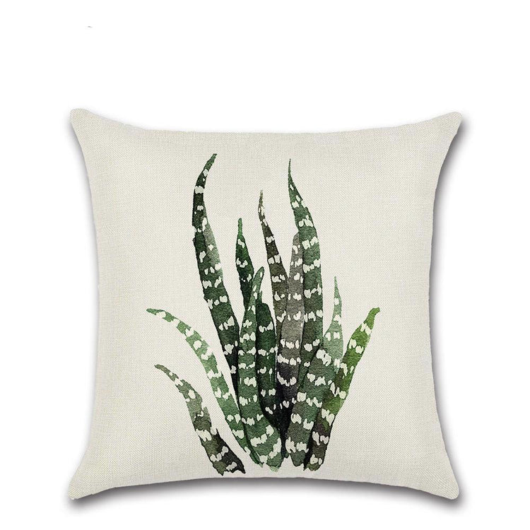 The Botanist Pillow Cover Collection