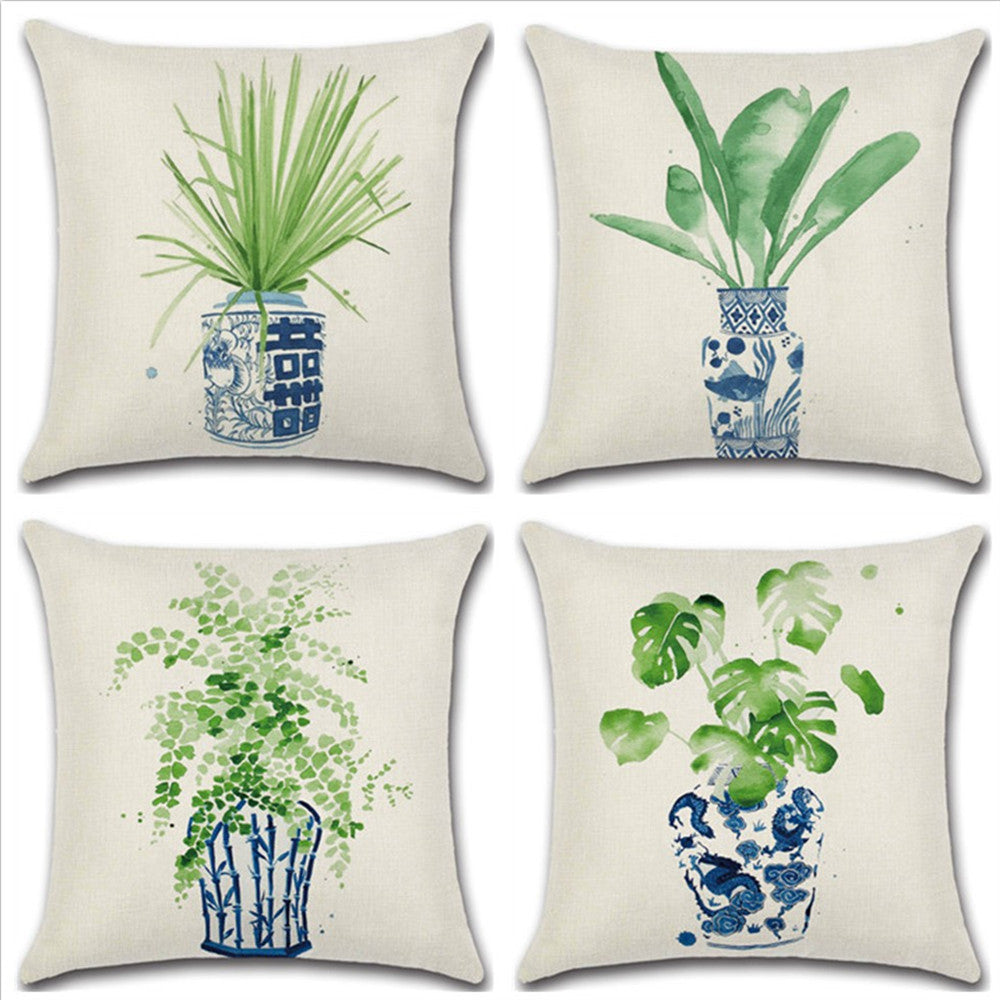Ming Pillow Cover Collection