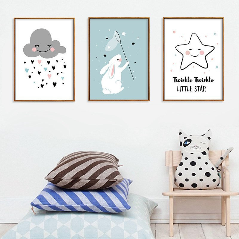Starbunny Canvas Collection