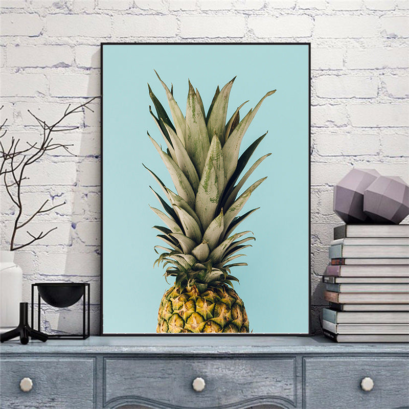Pineapple Sky Canvas