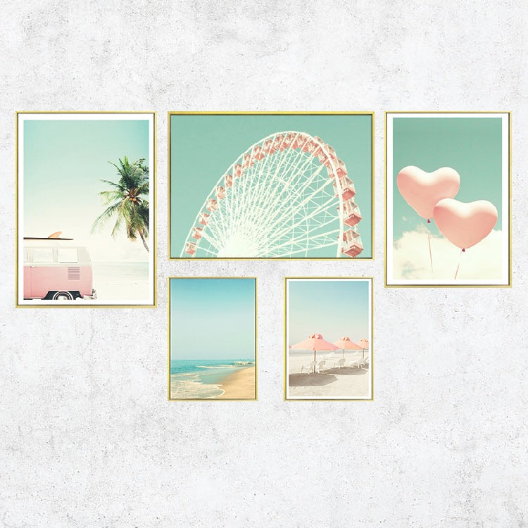 California Dreamin' Canvas Collection